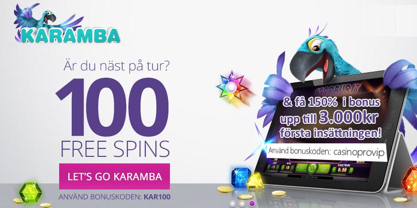 exklusiv karamba casino bonus