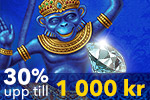 the diamond monkey casino bonus