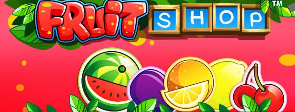 fruit shop casinobonus