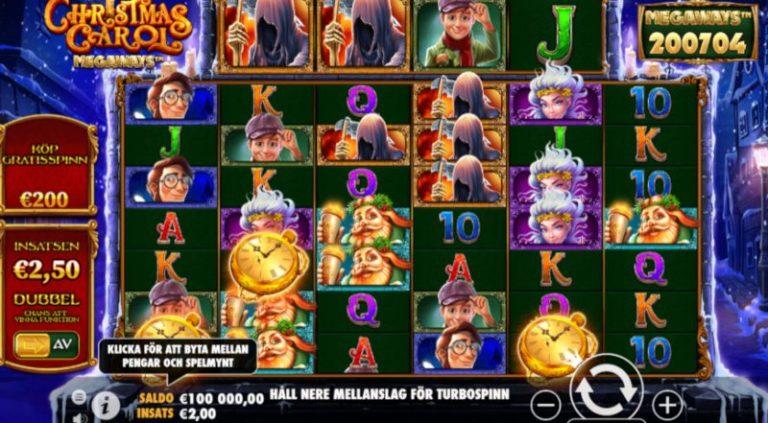 Spel med köp free spins